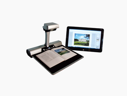 ST600 Overhead Book Scanner