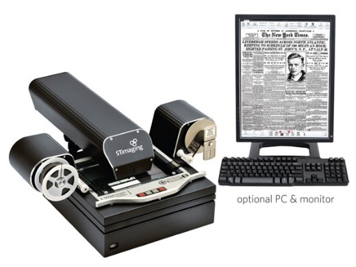 how to put microfilm in a sentence