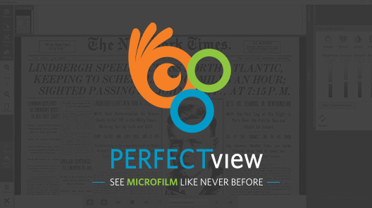 PerfectView Software - See Microfilm Like Never Before